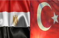 السفير التركي يصل اسطنبول قادما من مصر