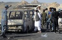 خمسة قتلى من طالبان بأفغانستان
