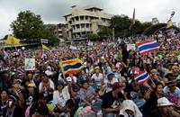 تايلند: محتجون يسيطيرون على وزارتي المالية والخارجية