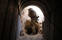 """""""إسرائيل"""" تعيش رعب الأنفاق"""