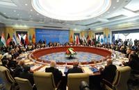 """انطلاق قمة منظمة """"شنغهاي"""" في أوزبكستان"""
