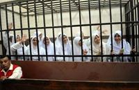 """أهالي """"فتيات الإسكندرية"""": الأحكام """"سياسية وظالمة"""""""