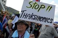 محتجون بتايلاند يقاطعون بضائع شركات موالية للسلطة