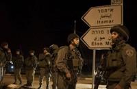 اعتقال شاب بجنين.. وجنود الاحتلال يغلقون حاجزا بنابلس