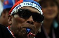 متظاهرو تايلند يحاولون اقتحام مقر الحكومة