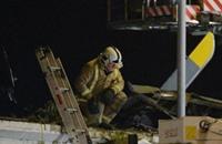 ثمانية قتلى في حادث تحطم المروحية في غلاسكو
