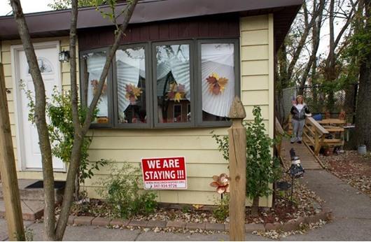 سكان في نيويورك يقبلون بيع منازلهم ليمحى حيهم عن الخريطة