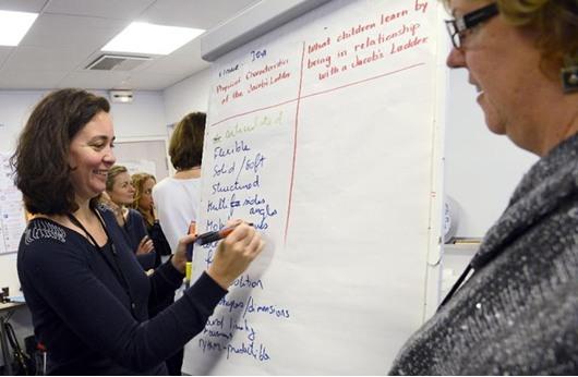 دروس في فرنسا لتحسين اداء الاهل