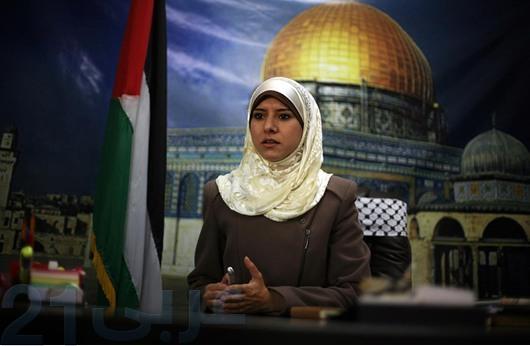 إسراء المدلل: مهمتي تقديم صورة إنسانية عن معاناة شعبي