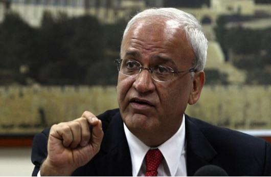 المحادثات بين اسرائيل والفلسطينيين تتحطم