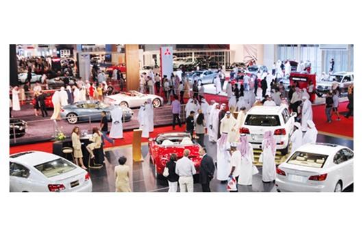 افتتاح الدورة 12 لمعرض دبى الدولى للسيارات