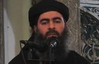 فيديو يزعم أن البغدادي يهودي وأن تنظيم الدولة صنعه الموساد!!