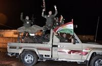 البشمركة تستلم الأمن بشمال شرق العراق بطلب من العشائر