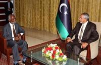 السودان يتوسط بين أطراف النزاع في ليبيا