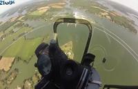 رحلات فوق أمريكا بطائرات حربية من الحرب العالمية (فيديو)