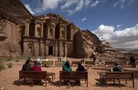 479 مليون دولار إيرادات الأردن السياحية في 9 شهور