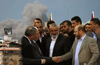 """قيادي بـ""""حماس"""": لقاءات وجهود تبذل لتحقيق المصالحة الفلسطينية"""