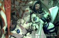 فريق جديد يصل إلى محطة الفضاء الدولية (فيديو)