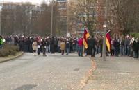 مسيرة مناهضة للأجانب في العاصمة الألمانية (فيديو)