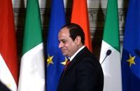ائتلاف حقوقي فرنسي يرفض زيارة السيسي ويصفه بالطاغية