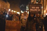 الرجل الأسود الذي أطلقت شرطة أمريكا النار عليه أصيب بشلل