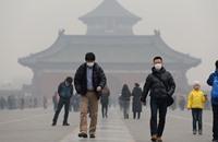 علماء يوضحون أسباب ظهور الضباب الدخاني في بكين