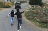 إطلاق نار على مركبة إسرائيلية في الخليل