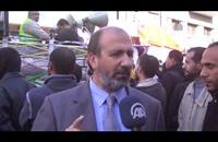 """مسيرة تضامناً مع """"الأقصى"""" وللإفراج عن معتقلين (فيديو)"""