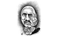 """بورتريه: """"الزعيم"""" صالح بانتظار لملمة شظايا حروبه"""