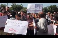 تظاهرة في صنعاء تدعو لإخراج الميليشيات المسلحة منها (فيديو)