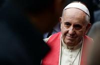 البابا يوجّه نداء بشأن ما يجري في الغوطة الشرقية