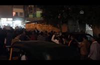 مسيرة في الجيزة اعتراضاً على براءة مبارك (فيديو)