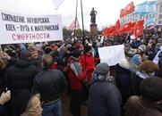 الأطباء الروس يحتجون على الأوضاع السيئة في النظام الصحي