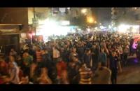 مسيرة ليلية بشوارع المطرية ضد الانقلاب العسكري (فيديو)