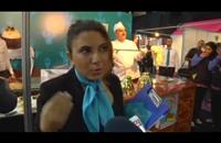 فساتين من الشوكولا ومأكولات عربية وأجنبية مميزة (فيديو)