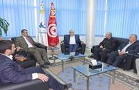 لقاءات النهضة لرئاسة تونس تُذيب جليد الماضي