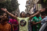 الاحتجاجات السياسية تتفوق على الاقتصادية في مصر