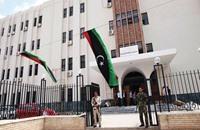 انفجار قرب مقر الحكومة الليبية في شحات