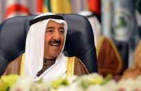 رسالة من أمير الكويت لابن سلمان وأخرى للسيسي