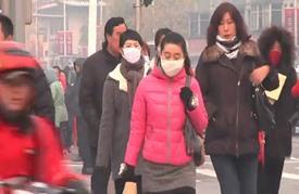 ارتفاع كبير في مستوى التلوث الجوي في شمال شرق الصين