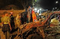 """12 قتيلا في هجوم لـ""""الشباب"""" على فندق في مقديشو"""