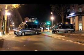 رصد حالة الهلع في العاصمة الفرنسية عقب الهجمات