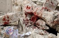 16 قتيلا في غارة جوية على سجن في إدلب