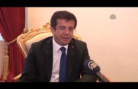 وزير الاقتصاد التركي: معدل النمو في تركيا سيصل إلى 5% مجددا