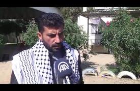 فرقة فنية تؤدي الأغاني الوطنية بلغة الإشارة في غزة