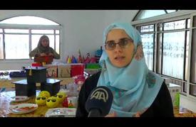 متجر إلكتروني في غزة يوصل هدية المغترب إلى ذويه