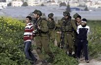 إسرائيل اعتقلت 800 طفل فلسطيني الشهر الماضي