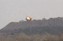 الجيش الحر يسيطر على تل عتمان الإستراتيجي بريف حماة