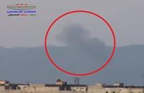 """الجيش الحر يسقط """"ميغ"""" بريف حماة ويتقدم في مورك (فيديو)"""