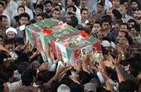 مقتل ضابط إيراني كبير يقود وحدة لإزالة الألغام بتدمر (صور)